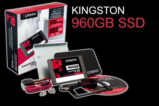 MCOW/SMON - Kingston 960GB V310