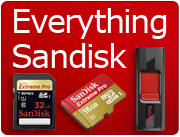 memorycow - everything sandisk