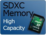 memorycow - kingston sdxc memory