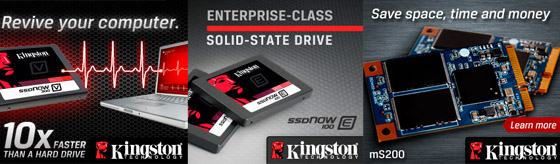 MCOW - Kingston SSD Hero