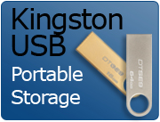 memorycow - kingston portable storage