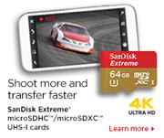MCOW - Sandisk Extreme