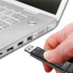 Apricorn Aegis 4GB USB 2.0 Memory Stick Flash Drive FIPS 140-2 Level 3