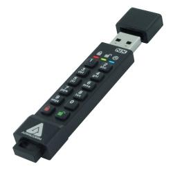 Apricorn Aegis 3NX 8GB FIPS 140-2 Level 3 XTS Flash Drive USB 3.0
