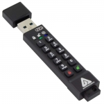 Apricorn Aegis 3NX 8GB USB 3.0 Memory Stick Flash Drive FIPS 140-2 Level 3 XTS