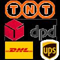 TNT/UPS/DPD