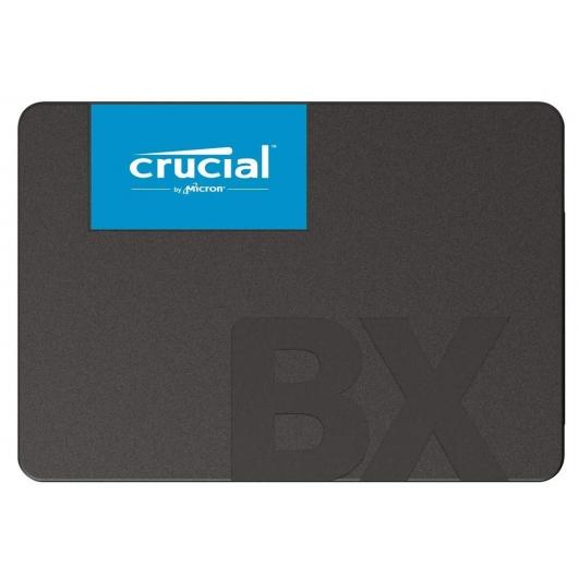 Crucial 1TB (1000GB) BX500 SSD 2.5 Inch 7mm, SATA 3.0 (6Gb/s), 540MB/s R, 500MB/s W