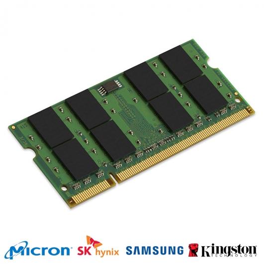 2GB DDR2 PC2-6400 800Mhz 200-pin SODIMM Non ECC Memory RAM