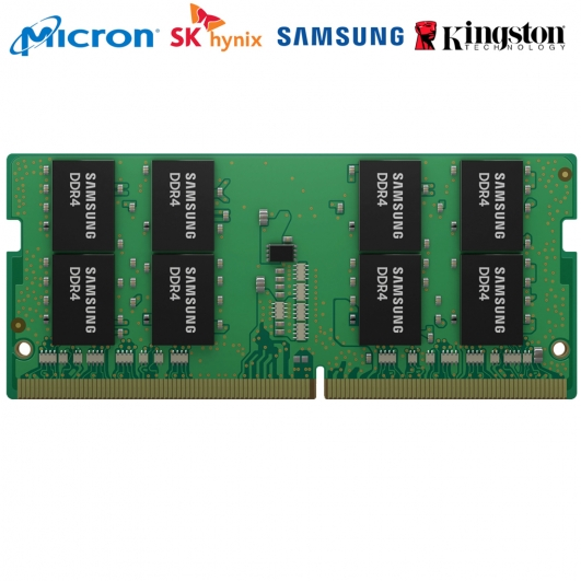 8GB DDR4 PC4-21300 2666Mhz 260-pin SODIMM ECC Unbuffered Memory RAM