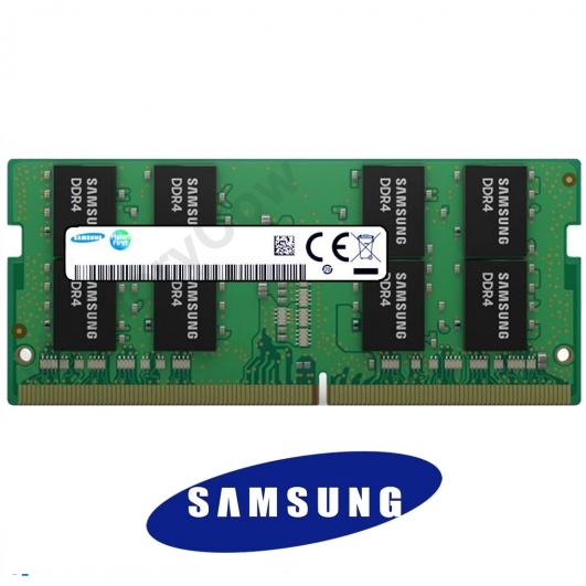 Capacity: 32GB DDR4 Non-ECC SODIMM