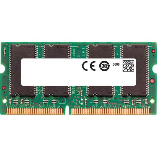 1GB (1GB x1) DDR 333Mhz Non ECC Memory RAM SODIMM