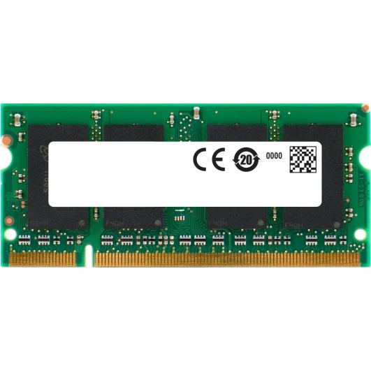 2GB (2GB x1) DDR2 800Mhz Non ECC Memory RAM SODIMM