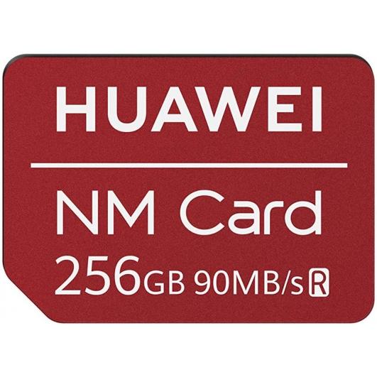 Huawei 256GB Nano (NM) Card, 90MB/s R
