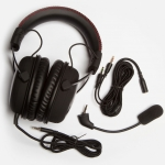HyperX Cloud Core Gaming Headset Black