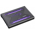HyperX 960GB Fury RGB SSD 2.5 Inch 7mm, SATA 3.0 (6Gb/s), 550MB/s R, 480MB/s W (Bundle)