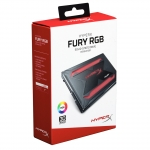 HyperX 240GB Fury RGB SSD 2.5 Inch 7mm, SATA 3.0 (6Gb/s), 550MB/s R, 480MB/s W