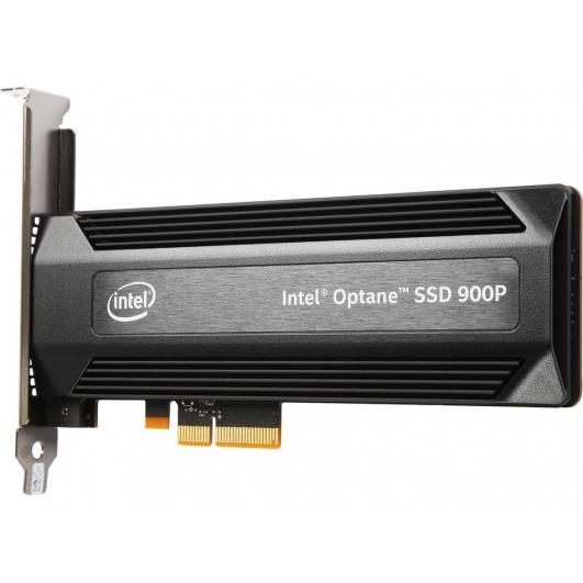 Intel 480GB Optane 900P SSD HHHL NVMe PCIe 3.0 (x4) 3.0