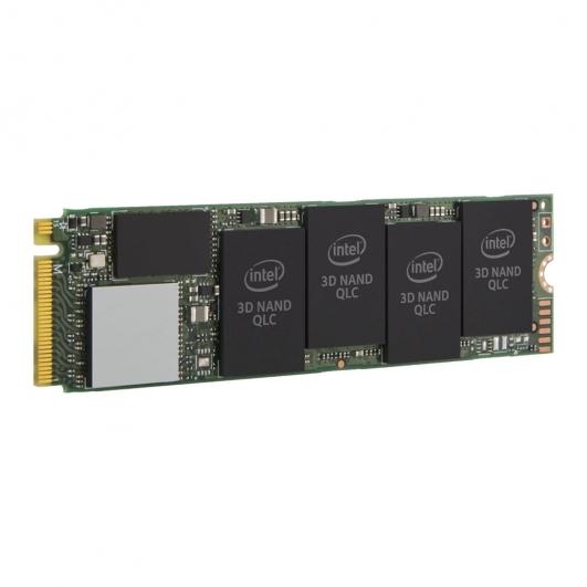 Intel 2TB 660P SSD M.2 (2280), NVMe, PCIe 3.0 (x4), 1500MB/s R, 1000MB/s W