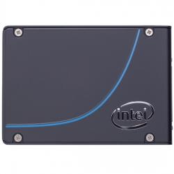 Intel 400GB P3700 SSD 2.5 Inch, NVMe, PCIe 3.0 (x4), 2700MB/s R, 1080MB/s W