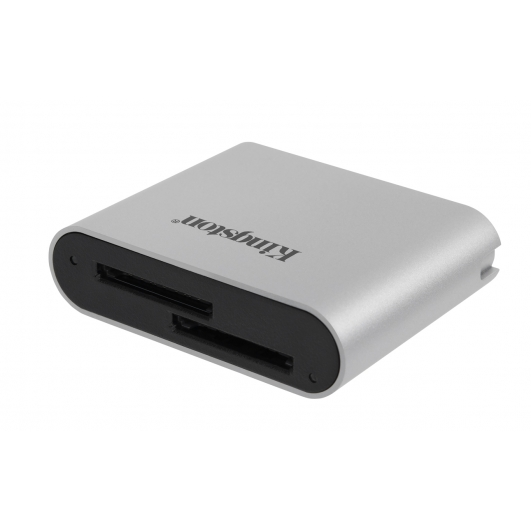Kingston Workflow SD (SDXC) Card Reader, USB 3.2, Gen1, Type-C