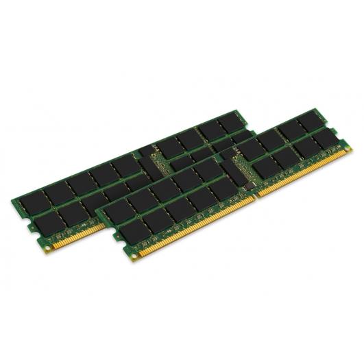 Kingston KVR800D2D4P6K2/8G 8GB (4GB x2) DDR2 667Mhz ECC Registered RAM Memory DIMM