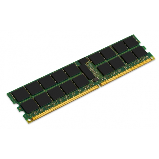 Kingston 2GB DDR2 PC2-3200 400Mhz 184-pin DIMM ECC Registered Memory RAM
