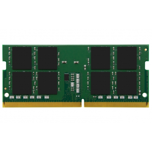 Kingston 8GB DDR4 PC4-19200 2400Mhz 260-pin SODIMM ECC Unbuffered Memory RAM