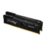 Kingston Fury Beast KF436C18BBK2/32 32GB (16GB x2) DDR4 3600Mhz Non ECC DIMM