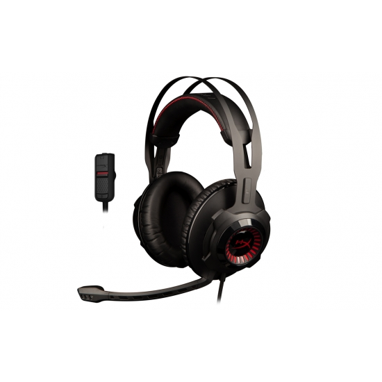 hyperx cloud pro gaming headset silver free delivery at memorycow. Black Bedroom Furniture Sets. Home Design Ideas