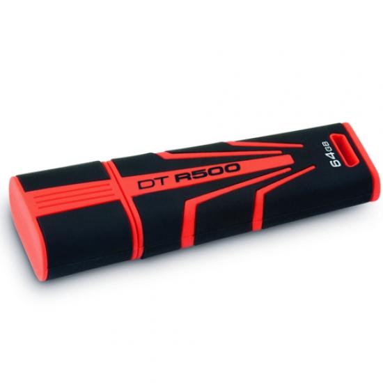 Cheap Kingston 64GB DTR500 Rugged Look USB Memory Stick ...