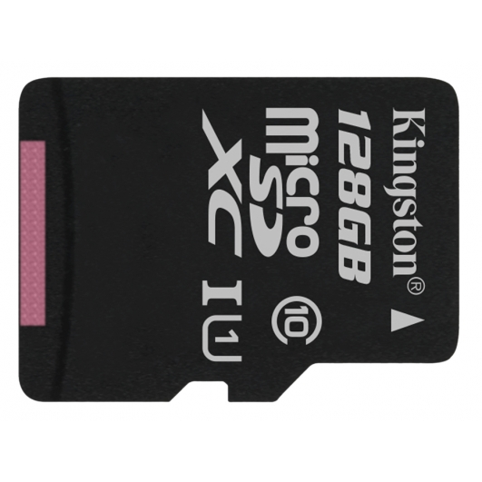 Kingston 128GB microSDXC Memory Card Inc Adapter U1 45MB/s G2 for Samsung  Galaxy Note 3 N9000 Mobile Phone