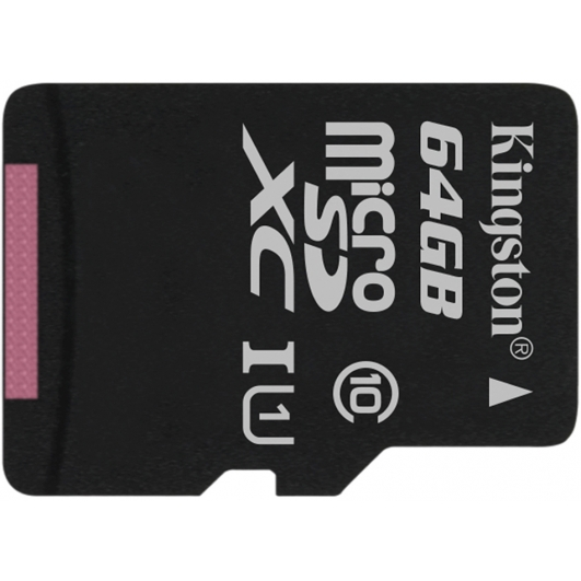Kingston 64GB Canvas Select Micro SD Card