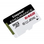 Kingston 64GB High Endurance Micro SD Card