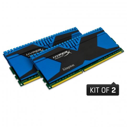 HyperX DDR3 Predator 16GB (2x8GB) DIMM 2133MHz Ram Memory Kit (XMP Compatible)