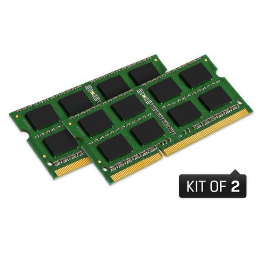 Kingston 8GB Apple Mac DDR3 1066MHz Ram Memory Kit (4GBx2) KTA-MB1066K2/8G