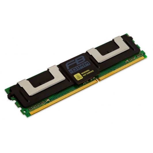 Kingston KVR667D2D4F5/8G 8GB DDR2 667Mhz ECC FB (Fully Buffered) RAM Memory DIMM