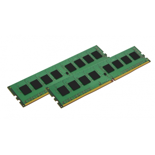 Kingston 8GB (4GB x2) DDR4 2400MHz Non ECC Memory DIMM