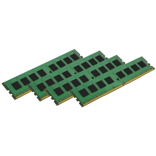 Kingston 16GB (4GB x4) DDR4 2400MHz Non ECC Memory DIMM