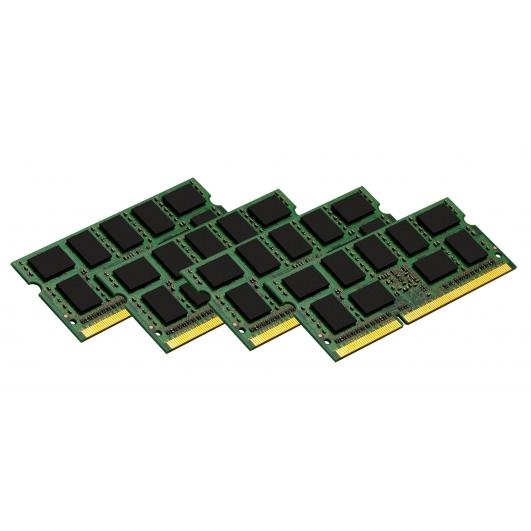 Kingston 64GB (16GB x4) DDR4 2133MHz Non ECC Memory RAM SODIMM
