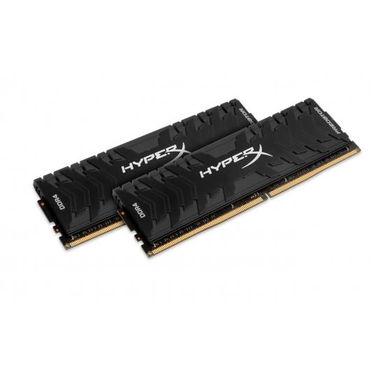 HyperX Predator HX430C15PB3K2/16 Black 16GB (8GB x2) DDR4 3000Mhz Non ECC Memory RAM DIMM