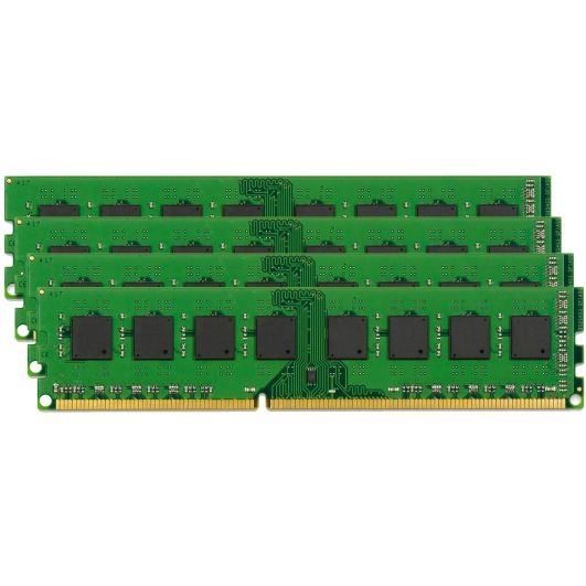 Kingston 32GB (8GB x4) DDR3 KVR16E11K4/32I 1600Mhz ECC Unbuffered RAM Memory DIMM Intel Validated