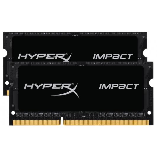 HyperX Impact 16GB Kit (8GB x2) DDR3L SODIMM RAM Memory 1.35v
