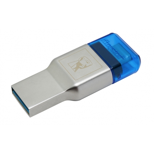 Kingston MobileLite Duo 3C USB 3.0 microSD Type-A/C Memory Card Reader