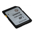 Kingston 128GB SDXC (SD) Memory Card U1 10MB/s