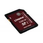 Kingston 128GB SDXC (SD) Memory Card U3 80MB/s 90MB/s