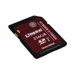 Kingston 256GB SDXC (SD) Memory Card U3 80MB/s 90MB/s
