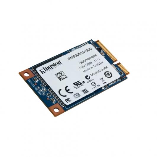 Kingston 120GB SSD Now mSATA 3 (III) Solid State Drive HDD