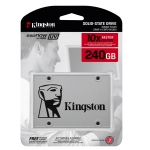 Kingston 240GB SSDNow UV400 SSD Solid State Drive 2.5 Inch 7mm