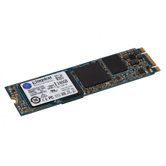 Kingston 240GB M.2 SATA Gen2 2280 SSD Solid State Drive 6Gb/s Rev 3.0