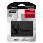 """1.92TB (1920GB) Kingston A400 2.5"""" SATA 3.0 (6Gb/s) SSD"""